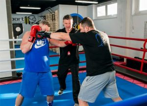 zoltan szalma is teaching boxing